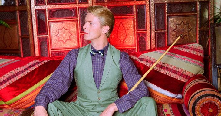 Iconic Bowie: seis fotógrafos, um protagonista