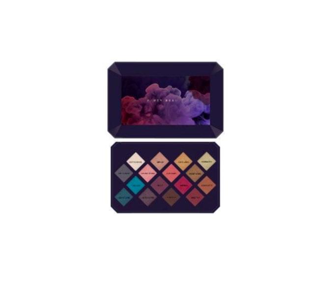 Maroccan Spice Eyeshadow Palette, 51,95€