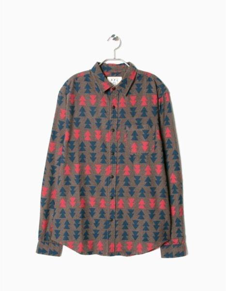 Camisa de flanela, 24,99€