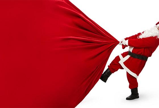 O melhor do Natal acontece aqui!