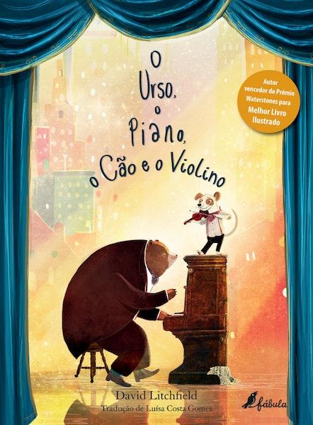 """Uma história bonita, apaixonante e carismática sobre a amizade e o amor.  Citação: """"O Heitor e o Hugo eram os melhores amigos um do outro. O Heitor era violinista e o Hugo um dos seus maiores admiradores."""" Preço: 13,99€"""