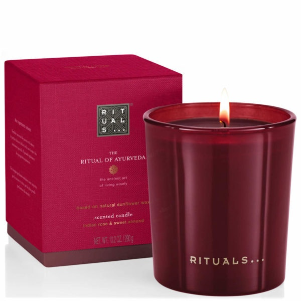 The Ritual of Ayurveda Scented Candle,Rituals, 19,50€