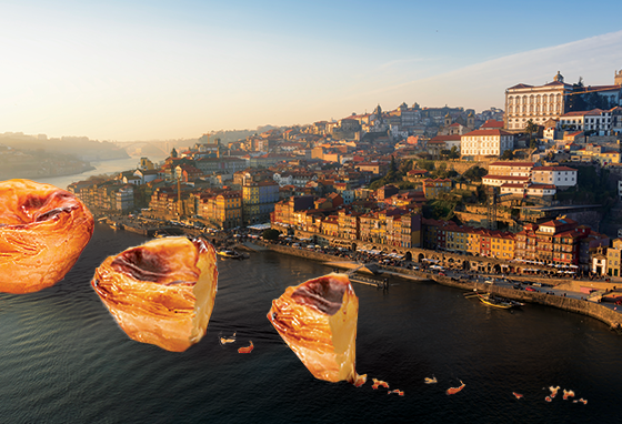 Pastéis de Nata: o melhor doce português agora no nosso Centro
