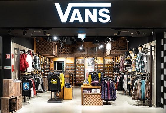 Top 10 da nossa nova loja Vans