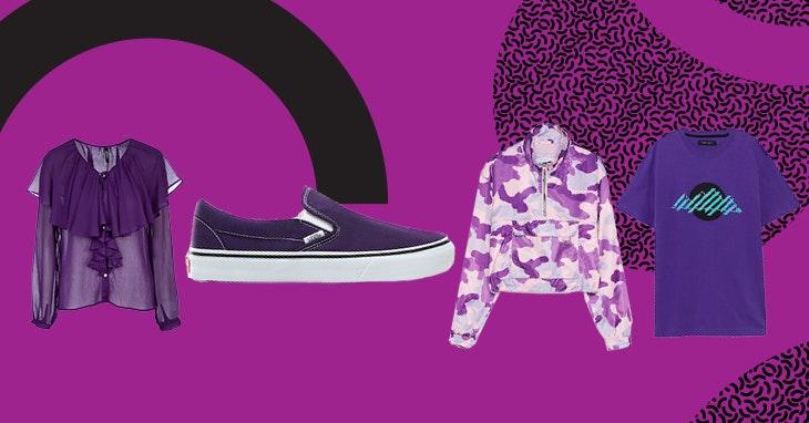 Purple Rain: 12 tons roxo para celebrar Prince