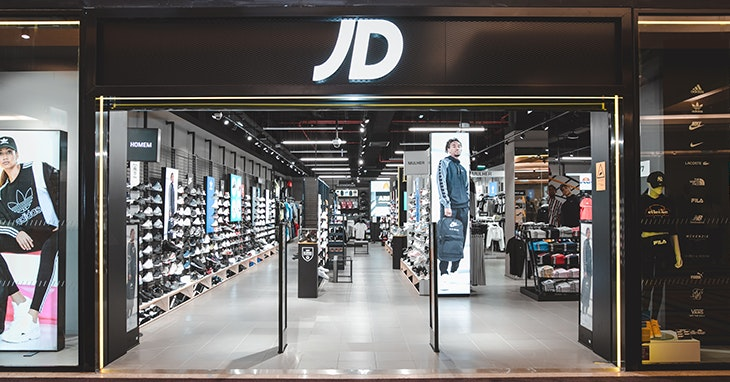 A JD Sports já chegou ao ArrábidaShopping