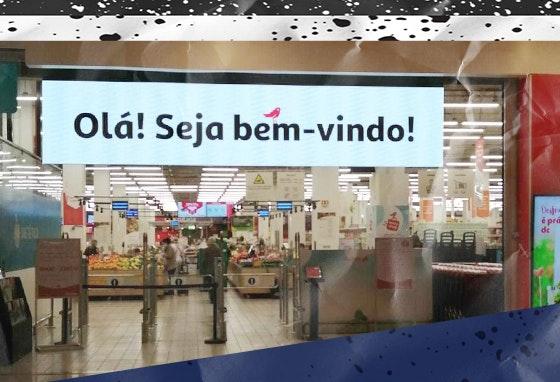 Auchan: 3 formas de fazer compras no seu hipermercado