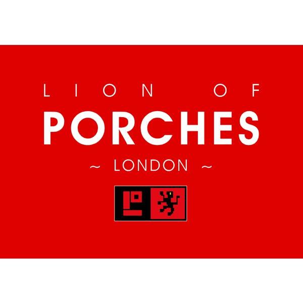 Lion of Porches