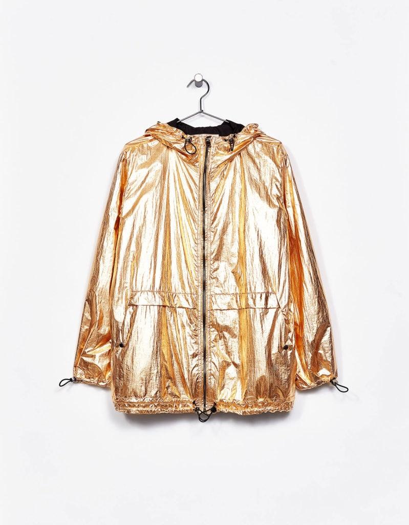 Blusão, Bershka, 17,99€