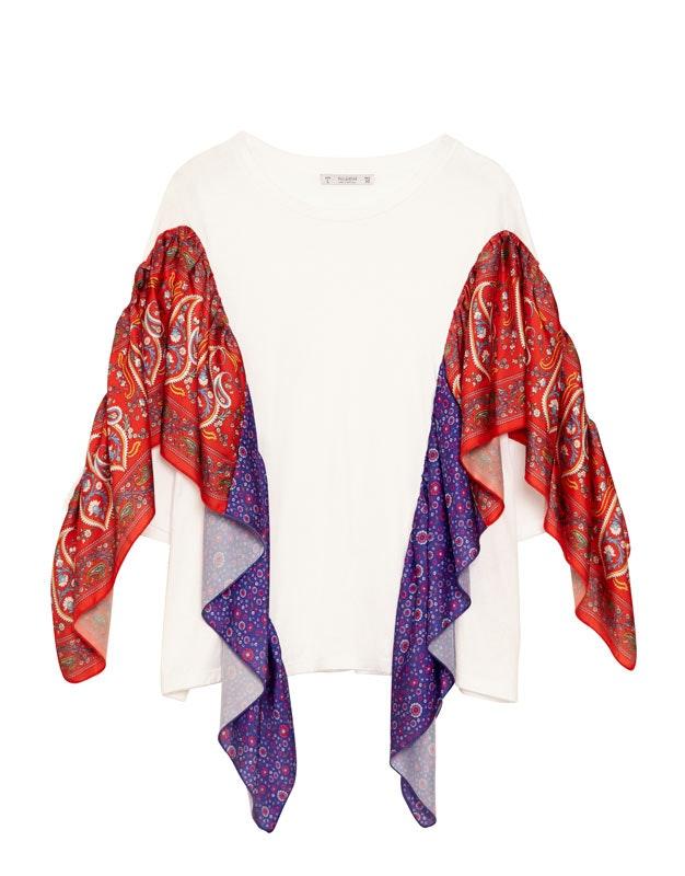 T.shirt, Pull&Bear, 17,99€