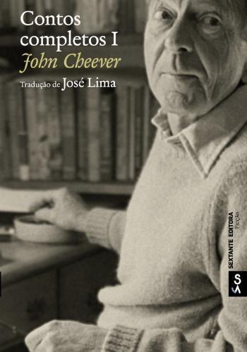 """""""Contos Completos"""", de John Cheever, 24,90€ (desconto de 30% em cartão Leitor Bertrand)"""