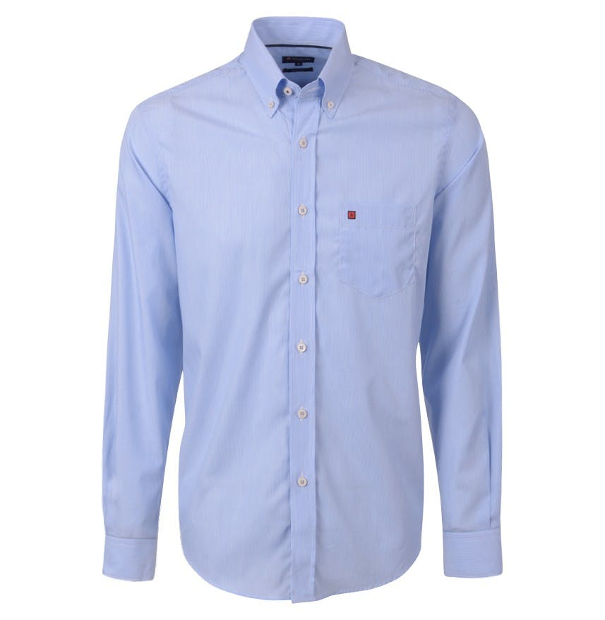 Camisa Regular Fit, 47,99€, Lion of Porches