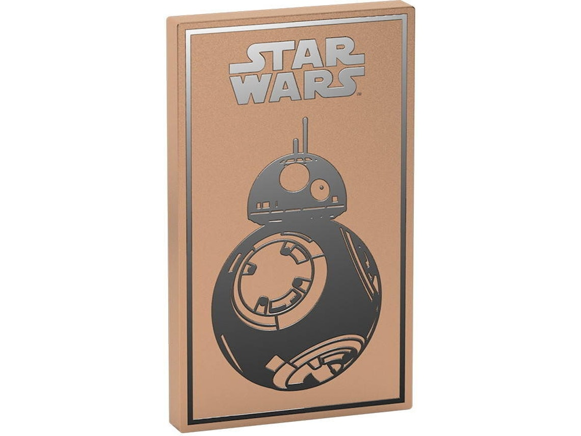 Powerbank Tribe 4000 Star Wars Bb-8, 29,99€, na Worten