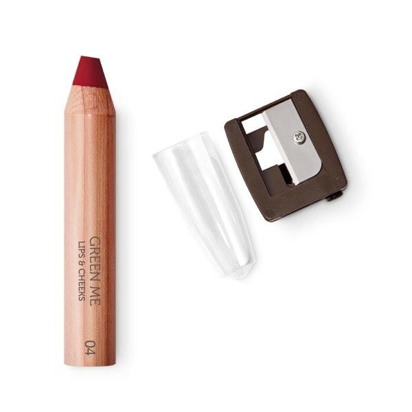 Batom e blush em lápis, 8,95€