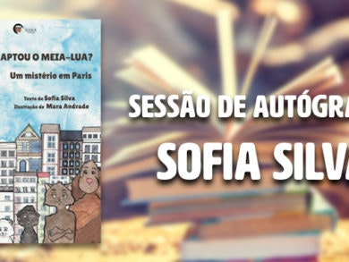 De Paris para o nosso Centro: um livro ideal para todas as crianças
