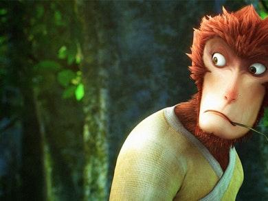 O Rei Macaco: uma história sobre amizade e coragem