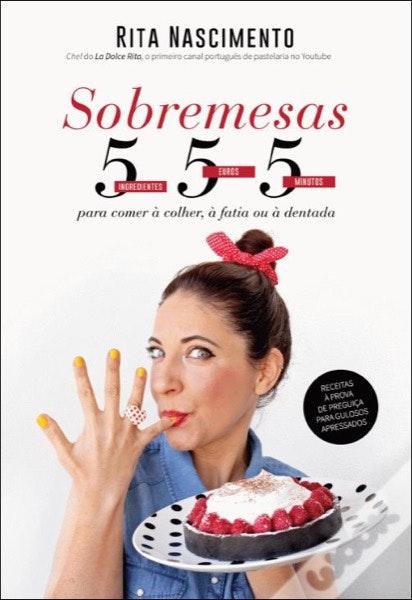 Sobremesas 555, de Rira Nascimento, 14,94€