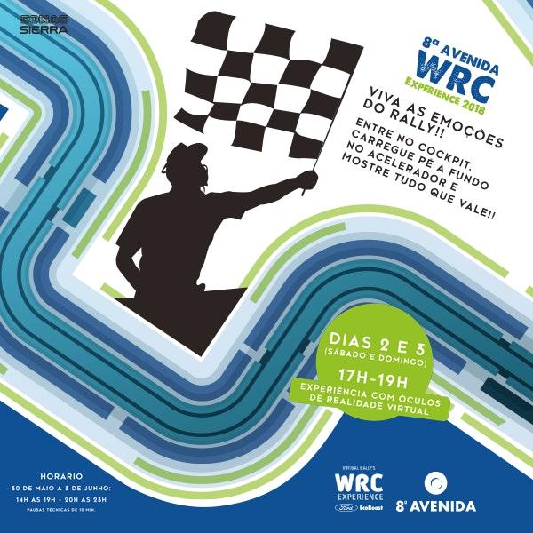 WRC 8ºAvenida