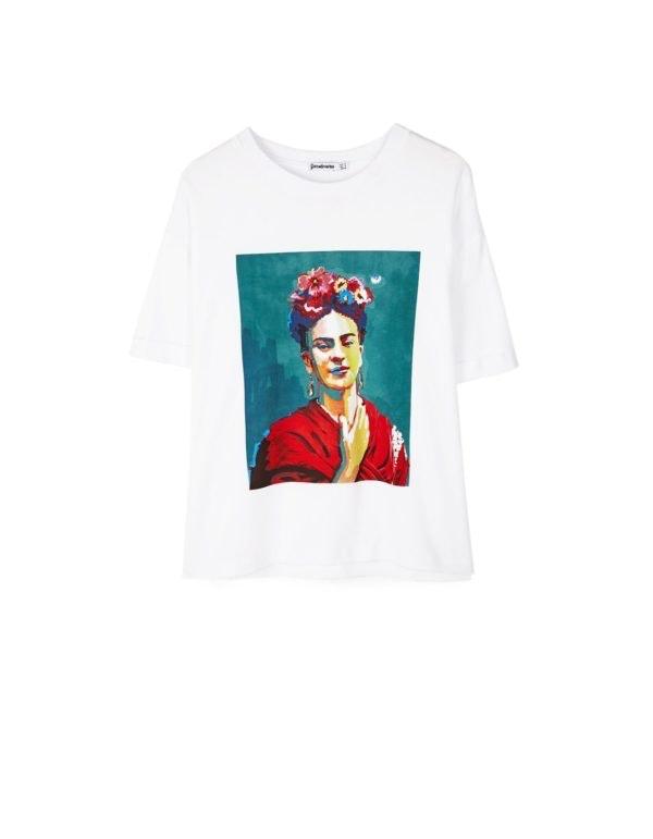 T-shirt, Stradivarius, 15,99€