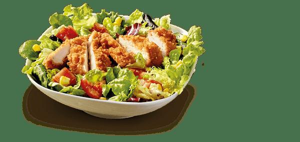Wellness - Salada de Frango Crocante