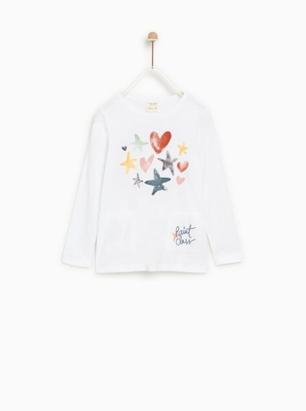 T-shirt, Zara, 5,95€