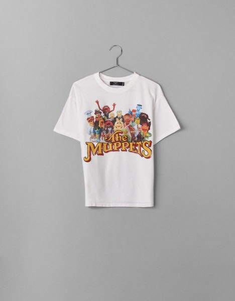 t-shirt, The Muppets, 12,99€