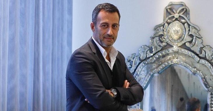 Luis Onofre: pura elegância e sofisticação