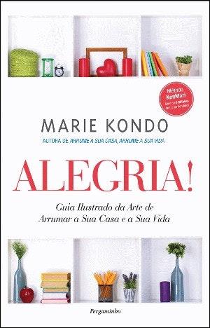 """Alegria"" de Marie Kondo, Bertrand, 16,60€"