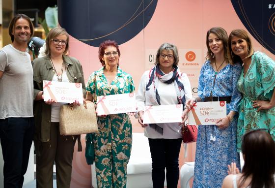 Pedro Guedes e Liliana Campos fazem mudanças de visual a quatro mulheres