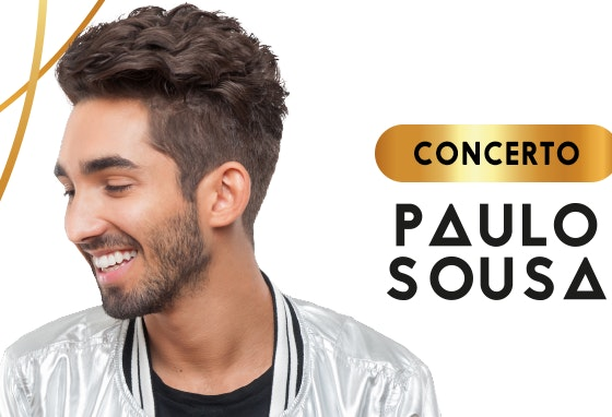 Concerto e sessão de autógrafos com Paulo Sousa!