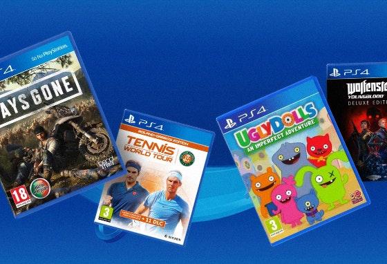 Novidades da Playstation 4? Descobre os novos Jogos para PS4