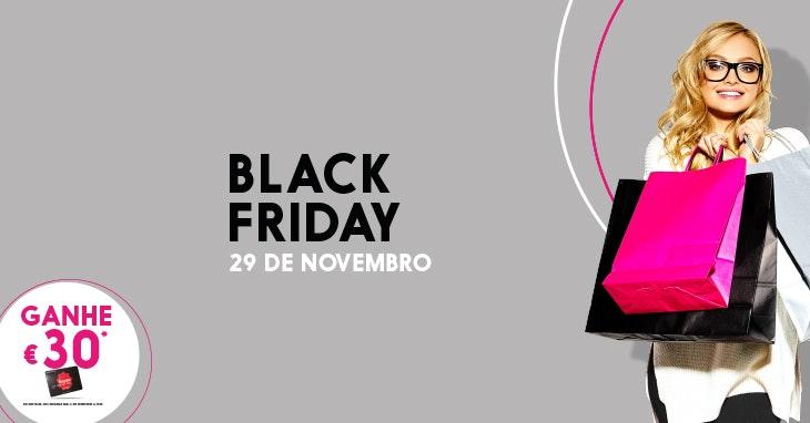 A Black Friday está a chegar!