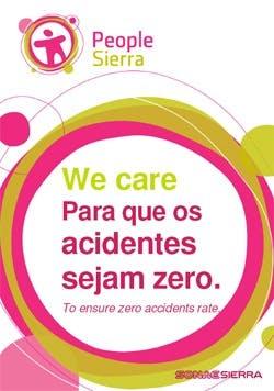 Mensagens de Segurança e Saúde