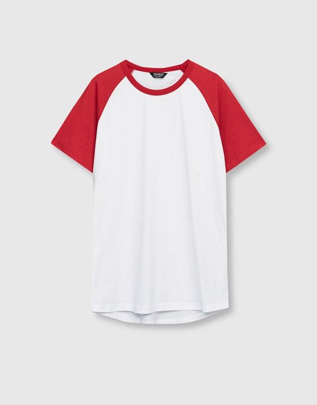 T-shirt Pull & Bear, 7,99€