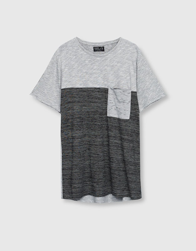 T-shirt Pull & Bear, 9,99€