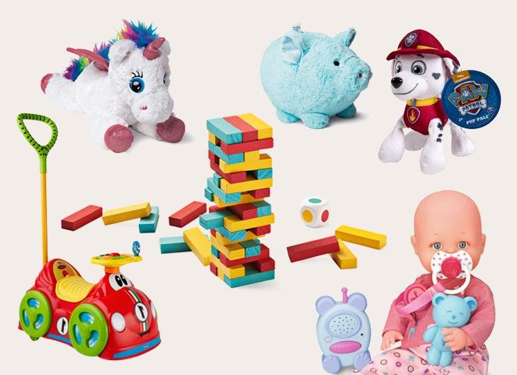 Vários SC_Os melhores brinquedos deste Natal