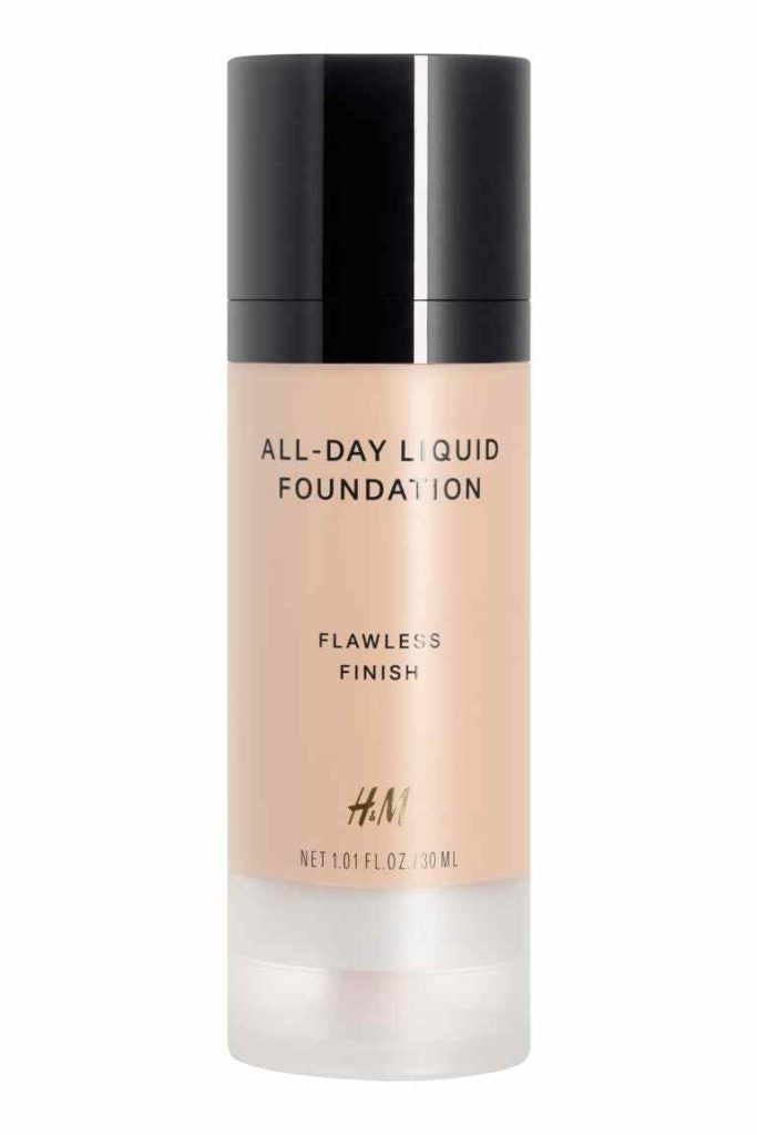 H&M_Base All-Day Flawless Finish, 9,99€
