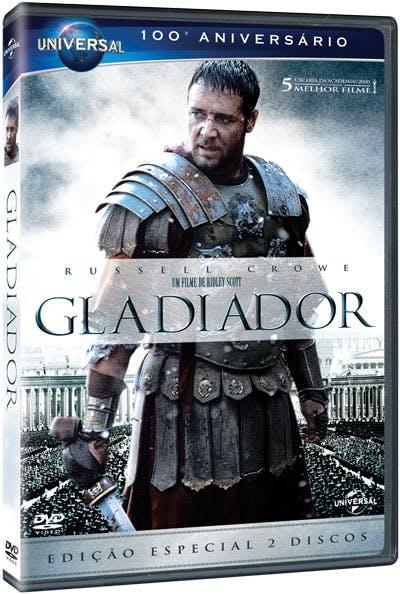 O Gladiador, 14,90€, na Fnac
