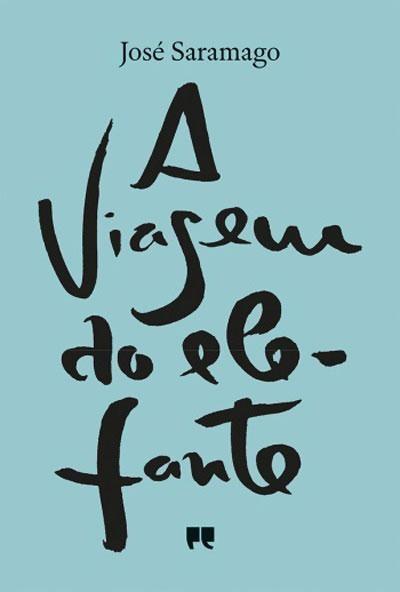 """""""A Viagem do Elefante"""" de José Saramago, 14,94€"""