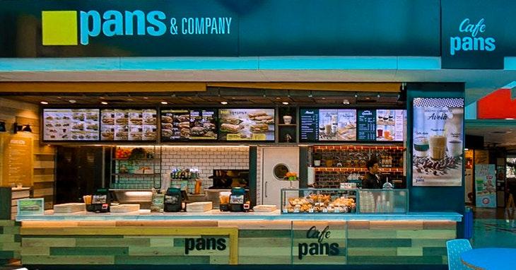 A Pans & Company está de volta