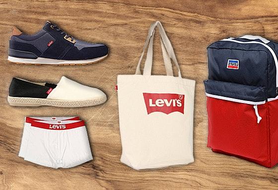 8 acessórios na nossa renovada Levi's