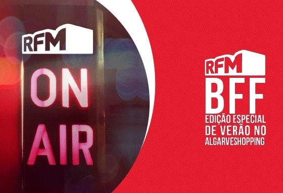 BFF - Edição Especial de Verão no AlgarveShopping!