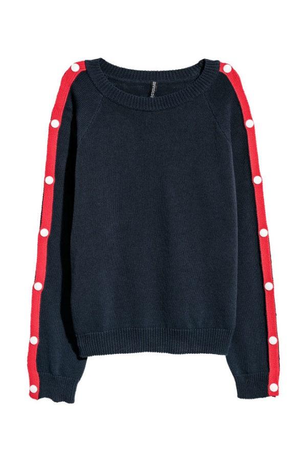 Camisola, H&M, 16,99€