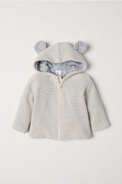Casaco, a 24,99€, na H&M