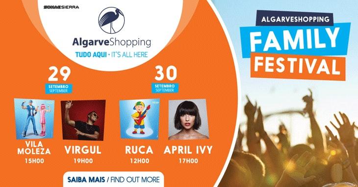 Family Festival: junte-se a esta família no nosso Centro!
