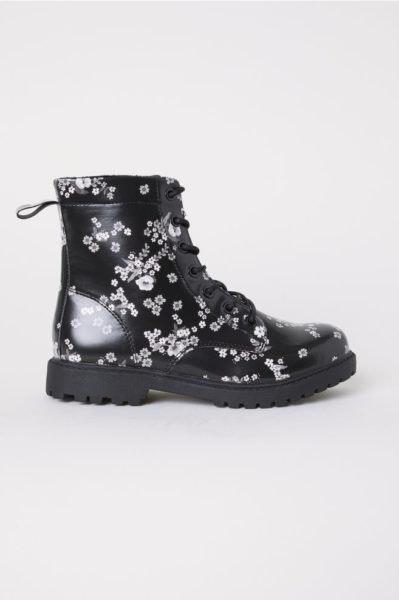 Botas, H&M, 29,99€