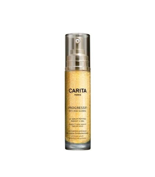 Carita, antes a 312,70€ e agora a 250,16€, na Perfumes & Companhia