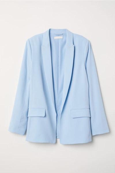 Blazer corte clássico, H&M, 12,99€
