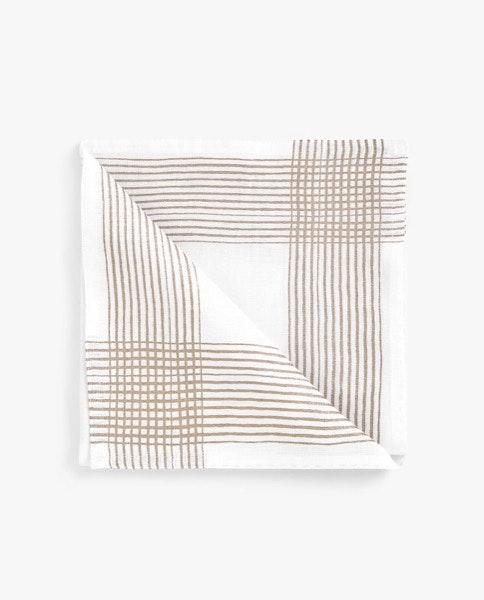 Guardanapos de linho (pack 4), Zara Home, 19,99€