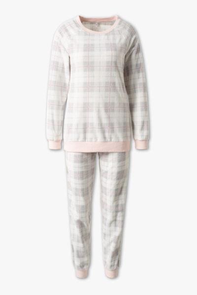 Pijama ao xadrez, C&A, 19€